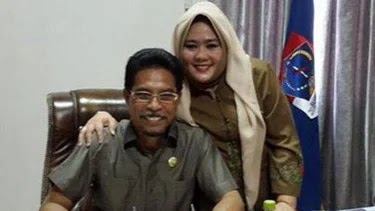 Teriak Menteri Goblok, Berikut Sosok Bupati Sehan Salim Landjar