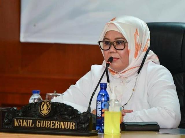 Pimpin Rapat Persiapan Penutupan STQH IX Tingkat Provinsi Kepri, Ini Pesan yang Disampaikan Wagub Kepri