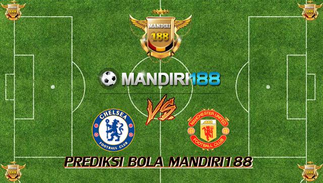 AGEN BOLA - Prediksi Chelsea vs Manchester United 5 November 2017