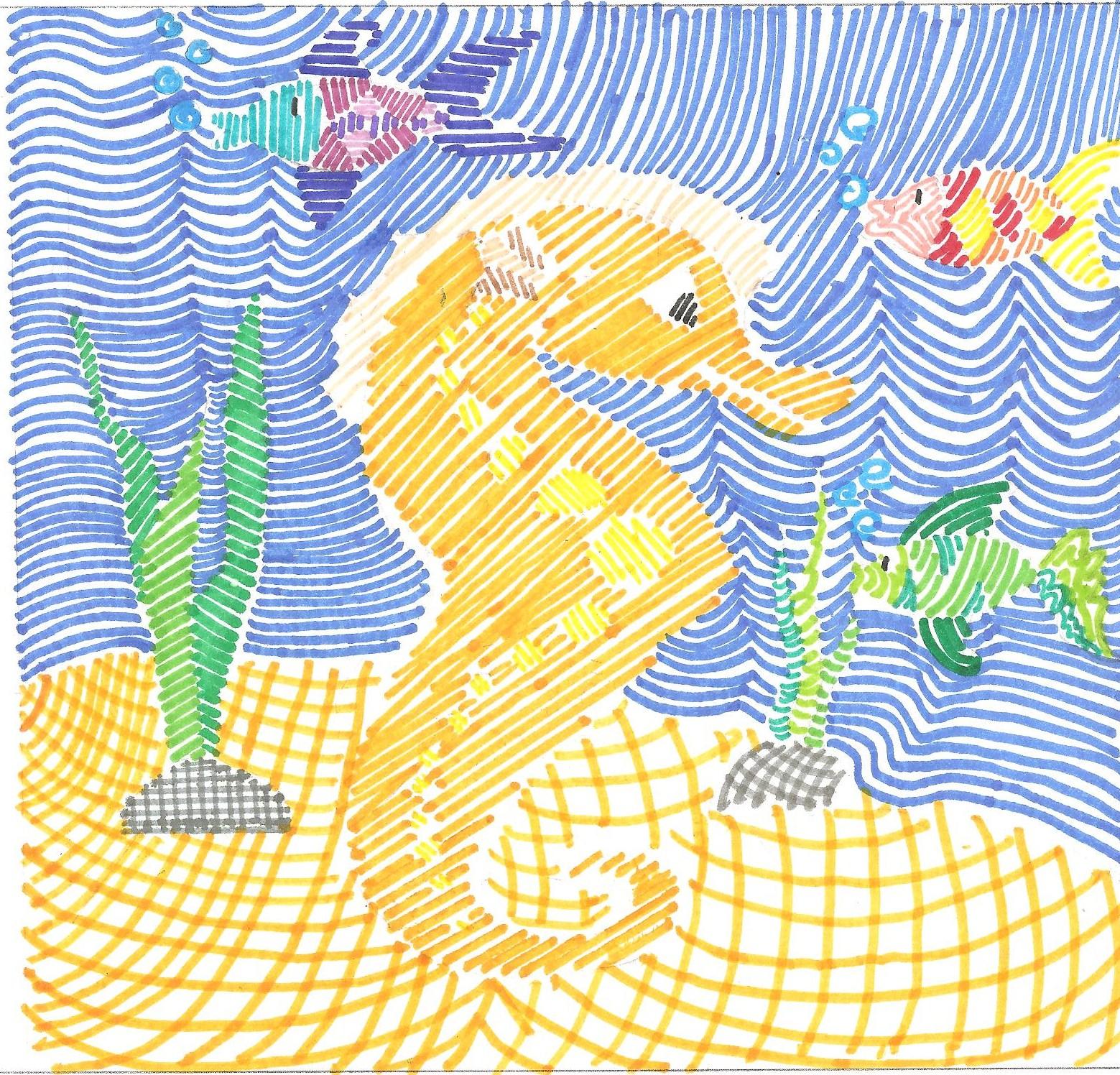 Educación Artística: Dibujos con líneas
