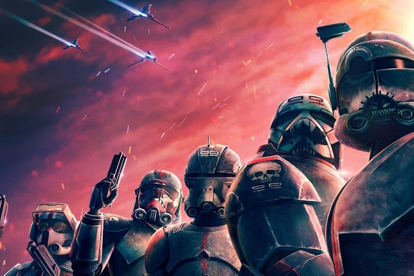 Disney+ показал первый трейлер мультсериала «Звёздные войны: Бракованная партия»