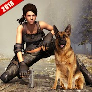 Special Ops Female Commando : TPS Action Game Free APK Download