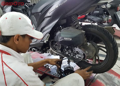 Biaya Servis Motor Honda Beat di AHASS Secara Lengkap