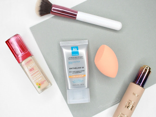 #FrenchFriday : Protecting My Skin Every Day With La Roche-Posay Anthelios Primer SPF50