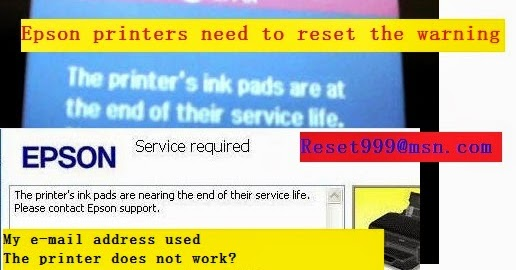 WIC Reset Utility - Reset Epson printers Waste ink Counters: Crack