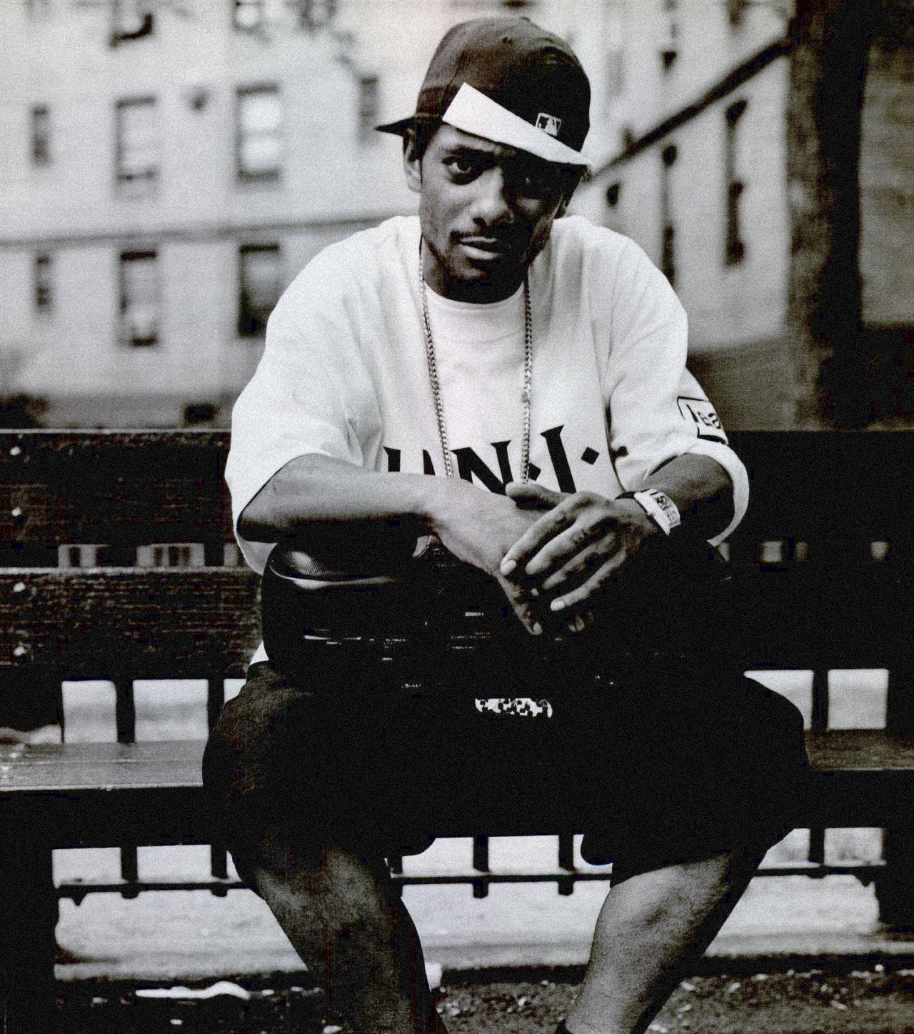 Prodigy of Mobb Deep R.I.P.