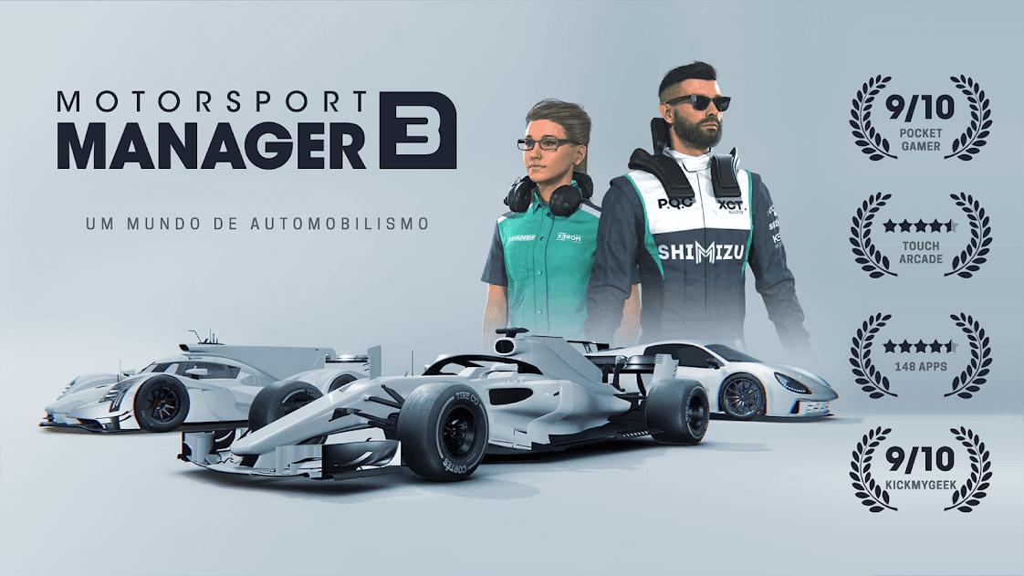 Motorsport Manager Mobile 3 MOD Versão Completa 1.1.0