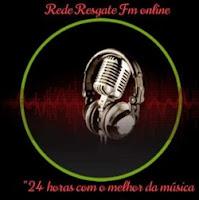 Web Rede Resgate Fm online de São Paulo SP