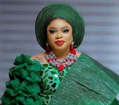 'I'll Slay In Black To Your Burial' - Bobrisky Goes Hard At Troll