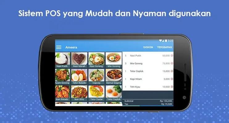 aplikasi kasir terbaik di android ameera