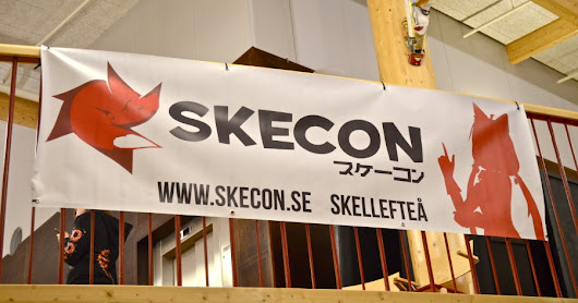 Skecon 2016 - Picture post