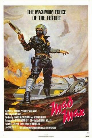 Mad Max [1979] [DVDR] [NTSC] [Latino]