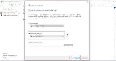 Cara backup data laptop dan komputer