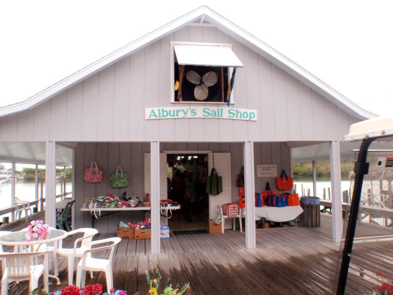 Albury clothing stores