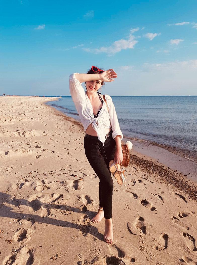 sea, holiday, beach, beachgirl, swimsuit, newchick, fashion