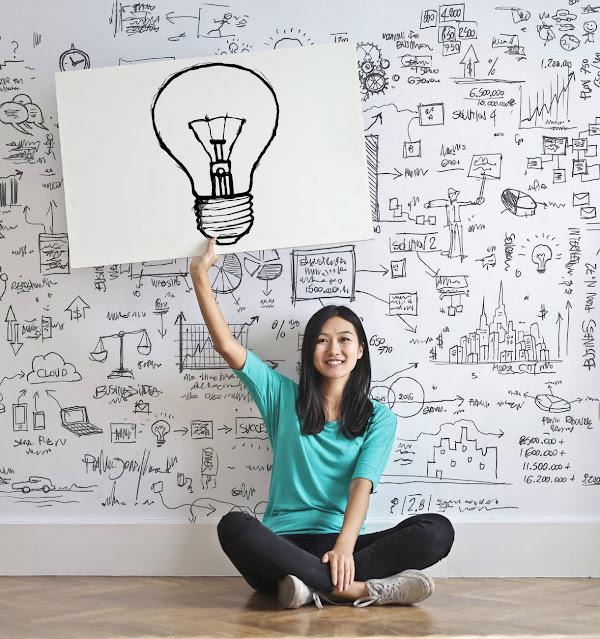 Mendapatkan Ide Kreatif