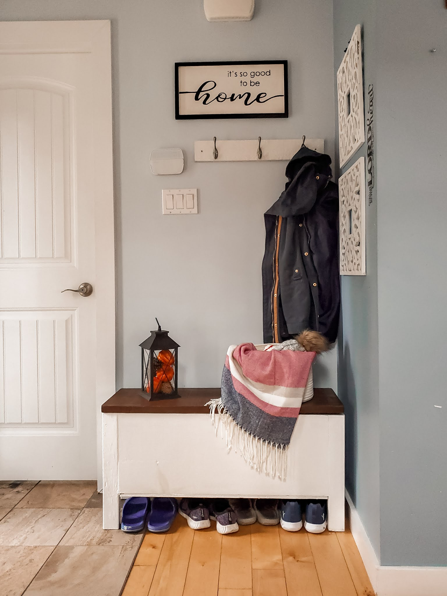 Introducing the Entryway | Simple and Beautiful Transformation
