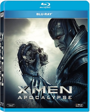 X-Men Apocalypse 2016 English 480p BRRip 400MB ESubs