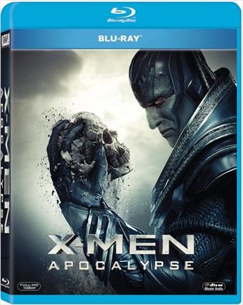 X-Men Apocalypse 2016 English Bluray Download