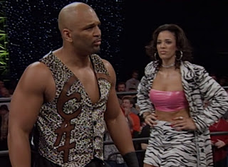 WCW Sin 2001 Review - Ernest 'The Cat' Miller and Miss Jones