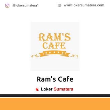 Lowongan Kerja Medan: Ram's Cafe Maret 2021
