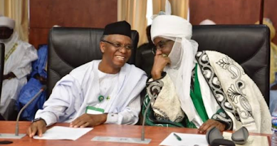 BREAKING: El-Rufai Gives Sanusi New Appointment Days After Dethronement