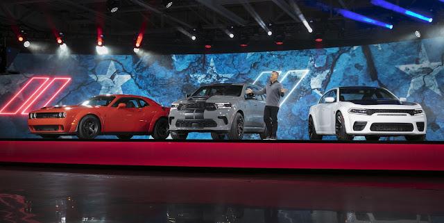 2020 Challenger SRT Super Stock Is the Newest Dodge Drag-racing Machine
