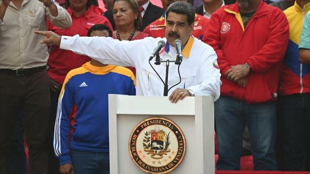 Maduro: Solo con revolución lograremos la liberación económica