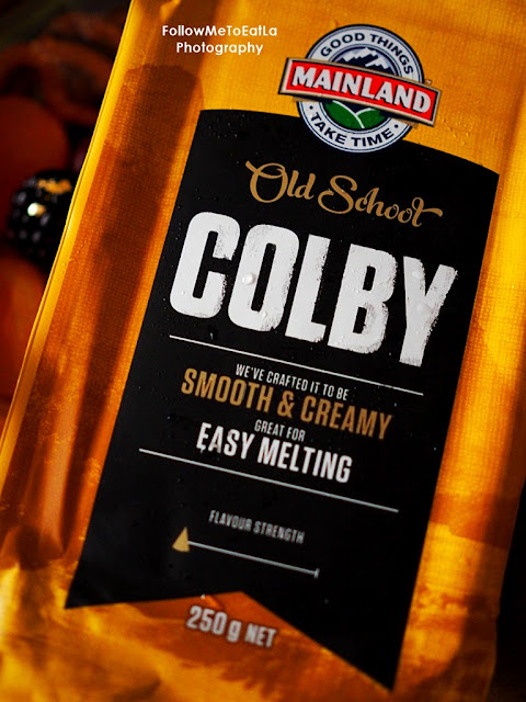 Moist and sweet, Colby