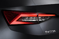 Skoda Kodiaq (2017) Rear Light Cluster