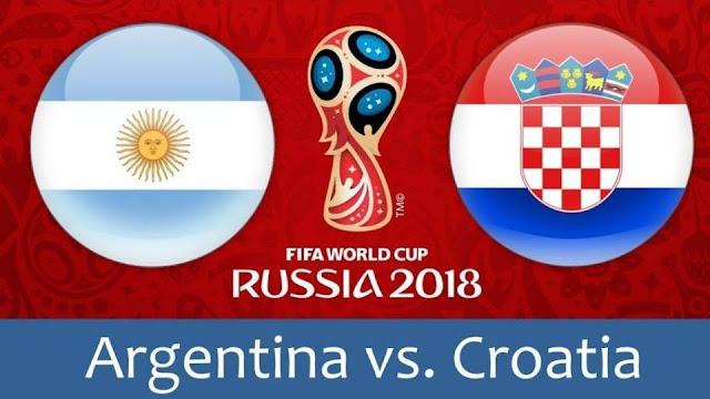 مشاهدة مباراة الارجنتين وكرواتيا بث مباشر 21-6-2018 كأس العالم