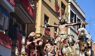 Todos los datos del regreso de La Exaltación a Santa Catalina de Sevilla