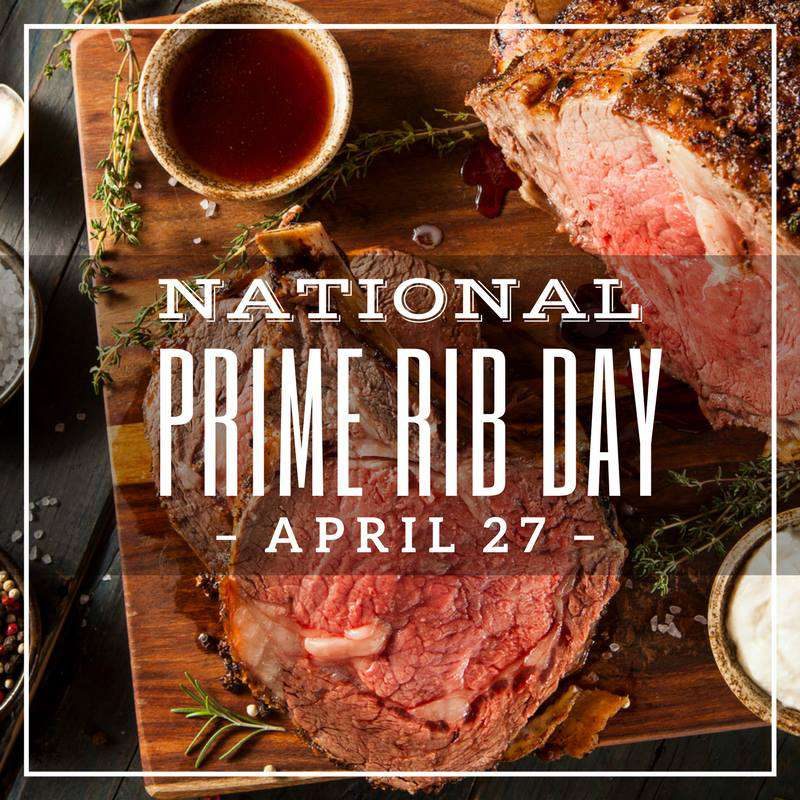 National Prime Rib Day Wishes Sweet Images