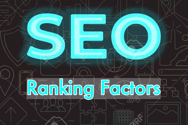 The Most Important SEO Ranking Factors