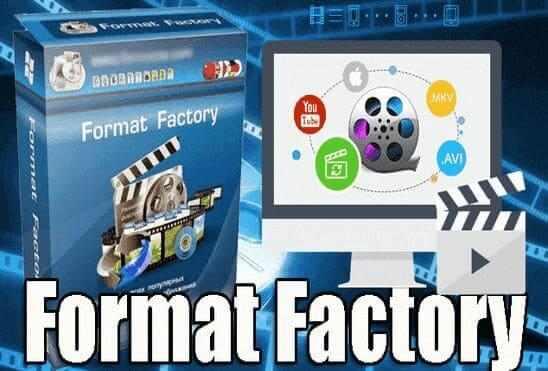 تحميل برنامج Format Factory v5.5.0 محول صيغ الفيديو الشهير اخر اصدار