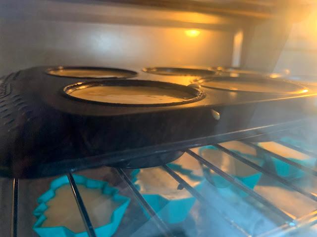 cocinar con niños unos muffins