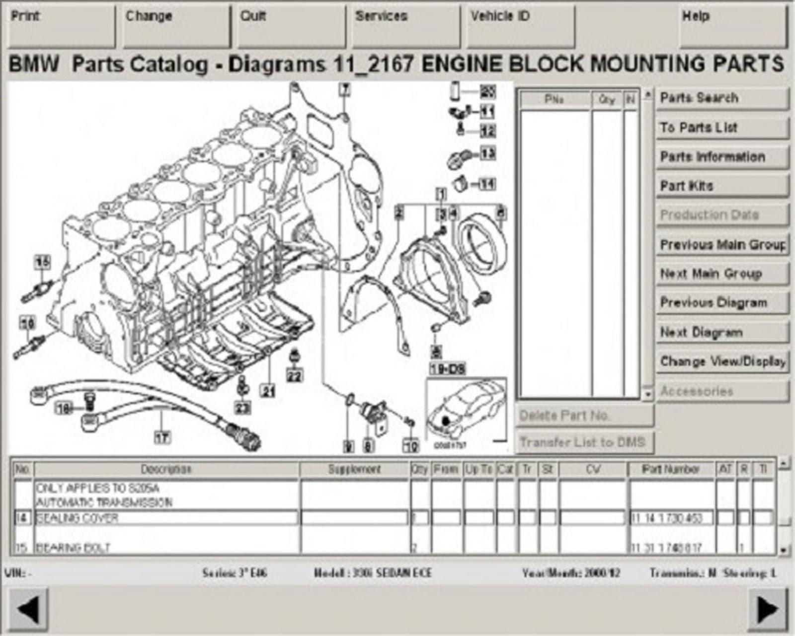 Bmw Workshop Service Repair Manuals Tis Wds Epc Etk Etm Obd2 Jombang E86 Wiring Diagram