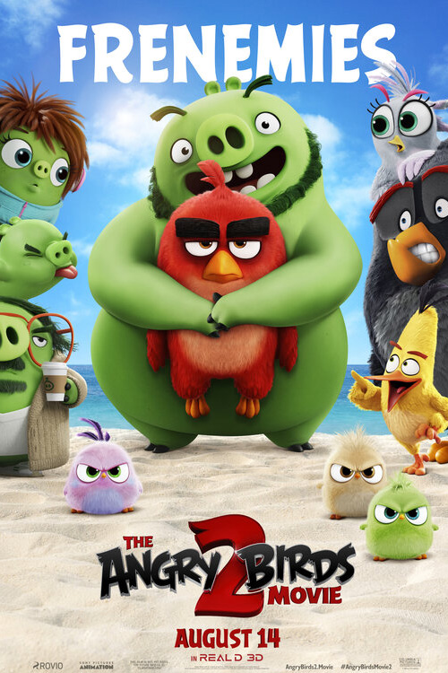 Download Film The Angry Birds 2 (2019) Full Movie Indonesia