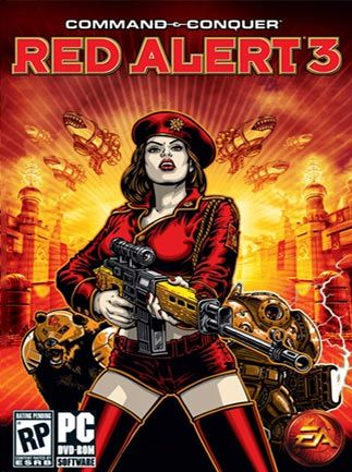 Command & Conquer: Red Alert 3 - PC Game Torrent Download