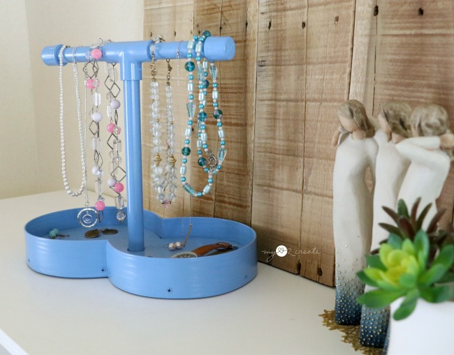 easy to make jewelry holder