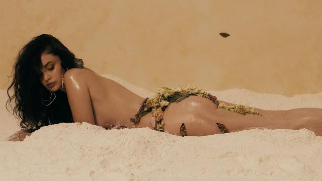 "Video: Sabrina Claudio - ""Unravel Me"""