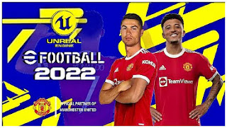 Download eFootball PES 2022 PPSSPP Big Update Final Transfer & English Version Peter Drury Commentary