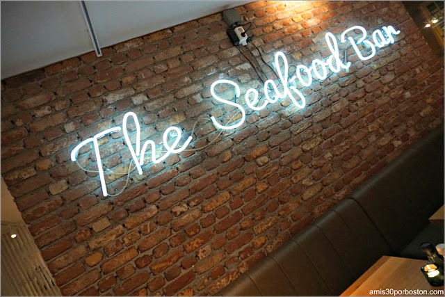 The Seafood Bar en Amsterdam