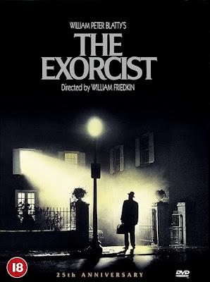 Poster film horor The Exorcist (1973)