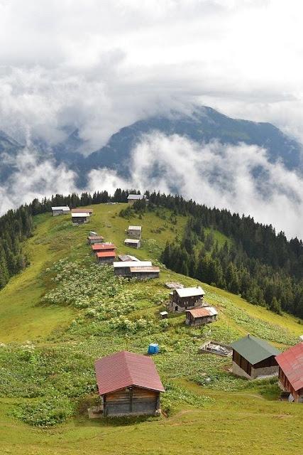 Mountain Rize Çamlıhemsin Photo