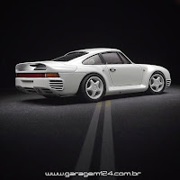 Porsche 959 - Tamiya 1/24 Plastic Model Kit