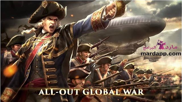 تحميل لعبة Guns Of Glory جانز اوف جلوري للكمبيوتر و الاندرويد والايفون برابط مباشر