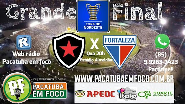Copa do Nordeste || Botafogo-PB 0 x 1 Fortaleza. Confira o Gol !