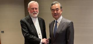 الفاتيكان والصين يعقدان اجتماعًا دبلوماسيًا نادرًا رفيع المستوى