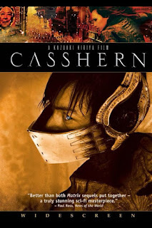 "REVIEW: ""Casshern(2004)"" By: Felipe Múgica."